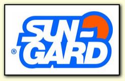 Logo for SunGard window tinting